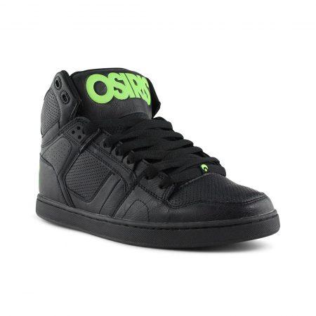 Osiris NYC 83 Black Green