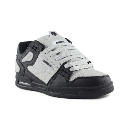 Osiris Peril Shoes Black / Lt. Grey / Black
