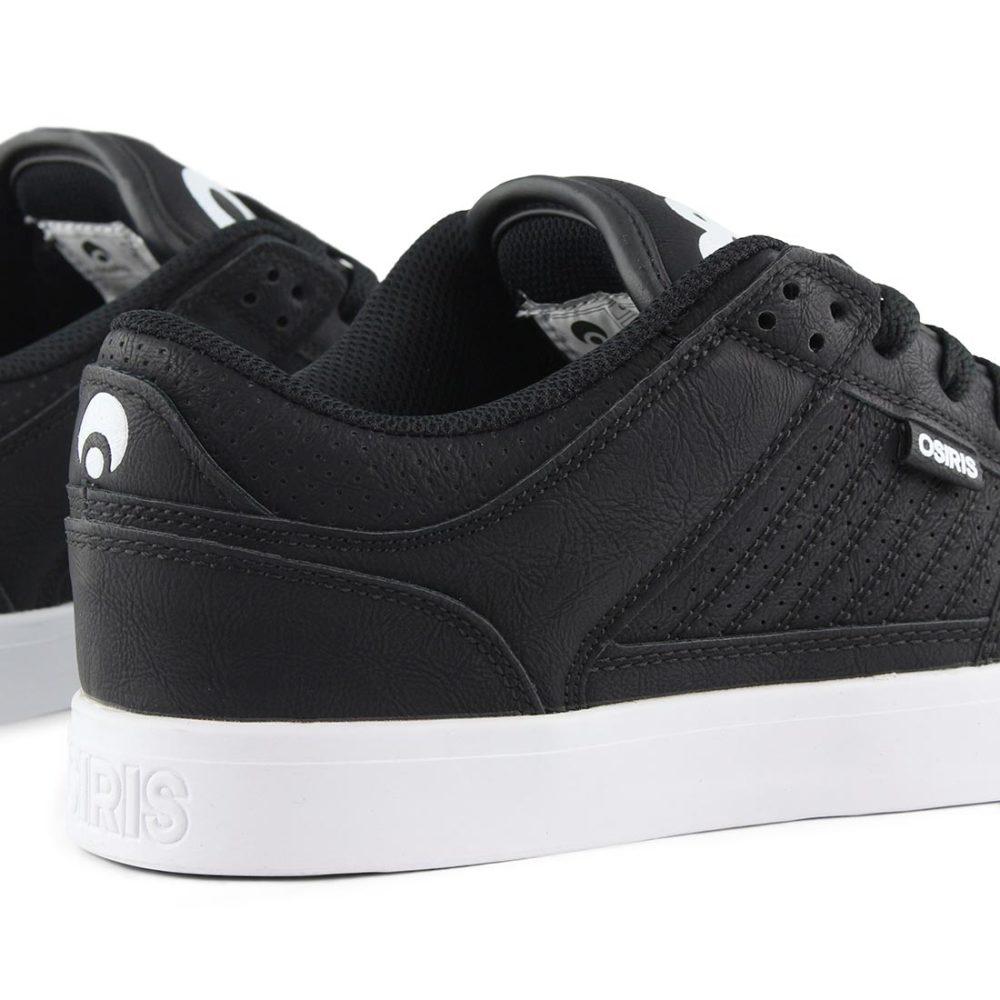 Osiris Protocol Shoes - Black / White