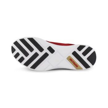 Supra Hammer Run Shoes - Red / Tan / White