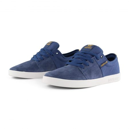 Supra Stacks II Shoes - Blue / White