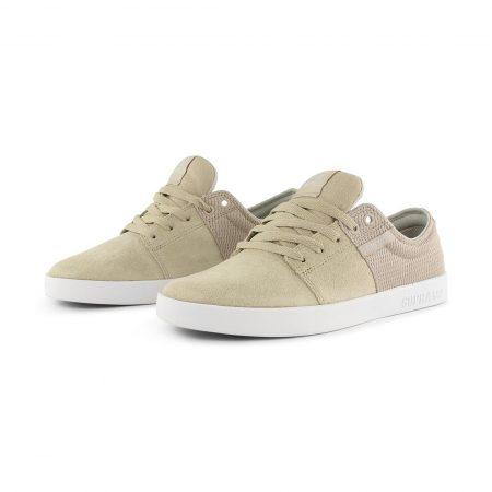 Supra Stacks II Shoes - Tan / White