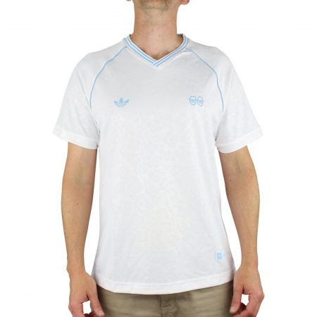 Adidas Krooked Jersey White Blue