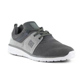 DC Shoes Heathrow SE - Grey / Grey / White