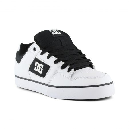 DC Shoes Pure - White / Black / White