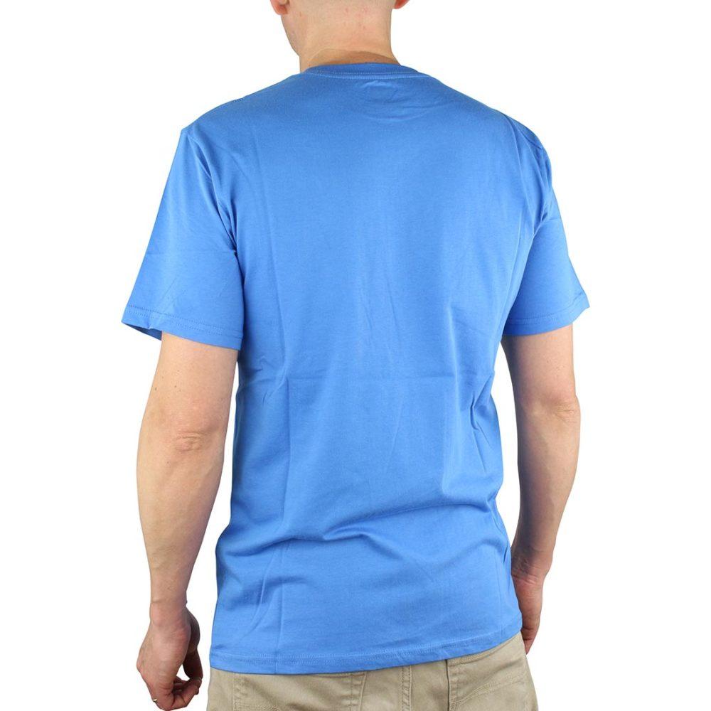 DC Shoes Star S/S T-Shirt - Campanula / Lemon Meringue