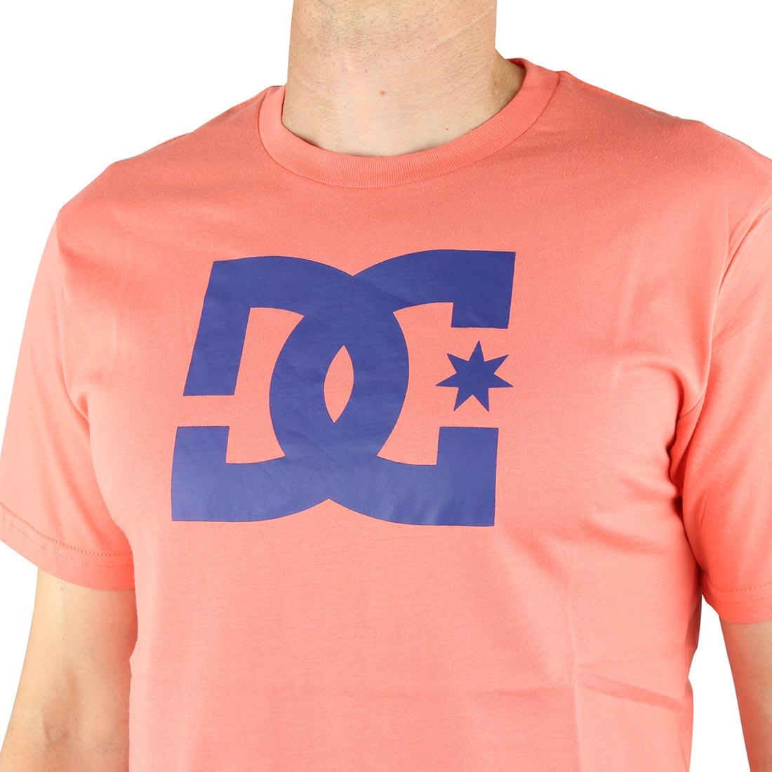 DC Star T-Shirt Rose Blue