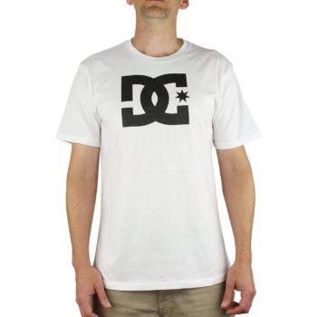 DC Star Logo T-Shirt White