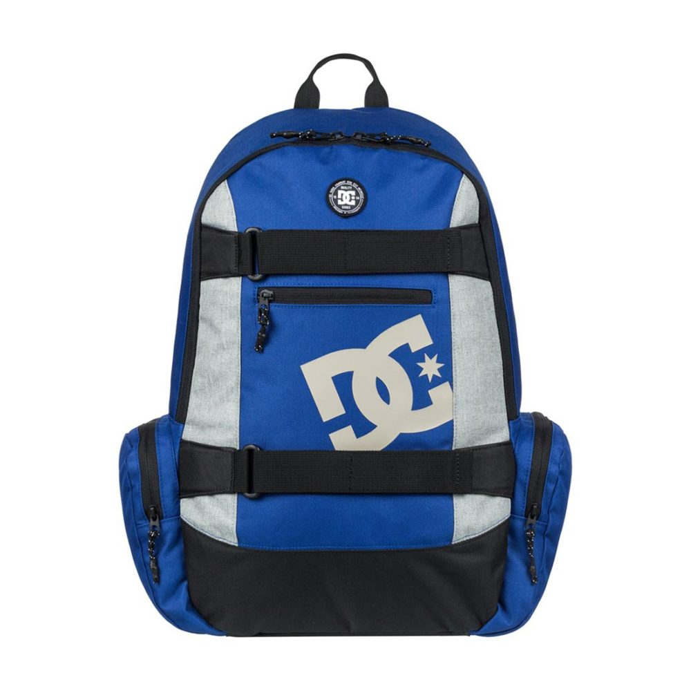 DC Shoes The Breed Backpack Blue