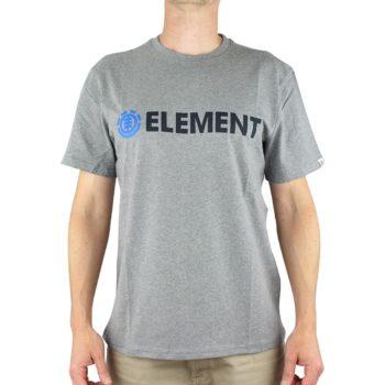 Element Blazin S/S T-Shirt - Grey Heather