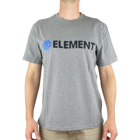 Element Blazin S/S T-Shirt - Grey Heather