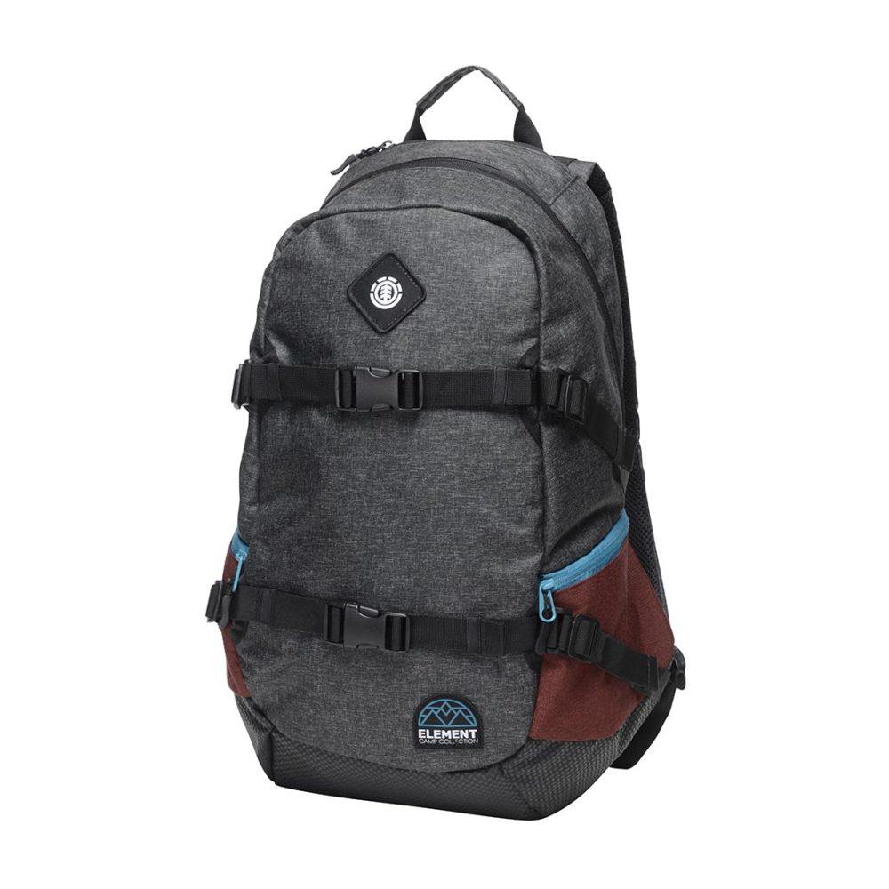 Element Jaywalker Backpack Black Grid Heather