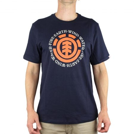 Element Seal S/S T-Shirt - Eclipse Navy
