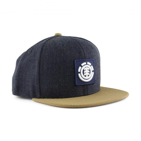 Element United Snapback Cap - Eclipse Heather