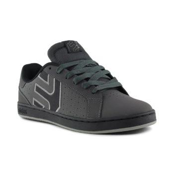 Etnies Fader LS Shoes - Dark Grey / Black