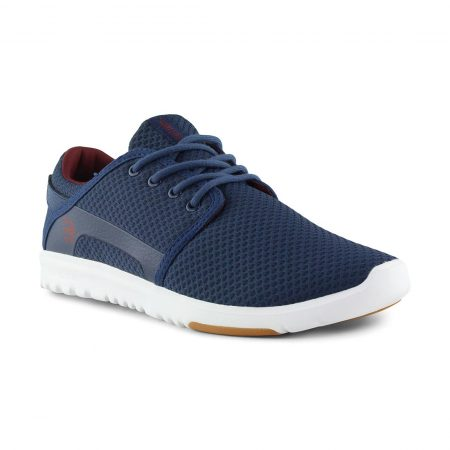 Etnies Scout Shoes Navy / Red