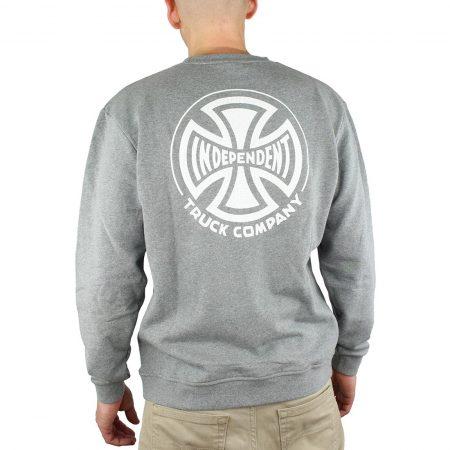 Independent Sub Crew Grey