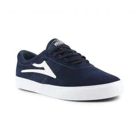 Lakai Sheffield Shoes - Navy Suede