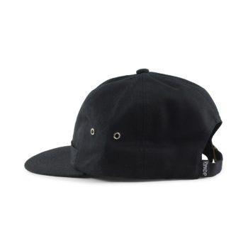 RIPNDIP Lord Nermal 6 Panel Pocket Hat - Black