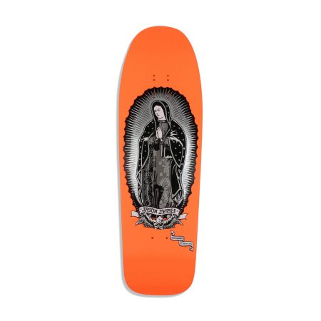 Santa Cruz Skateboards Jessee Guadalupe Deck Orange