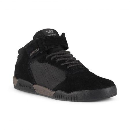 Supra Shoes Ellington Strap - Black / Grey Speckle