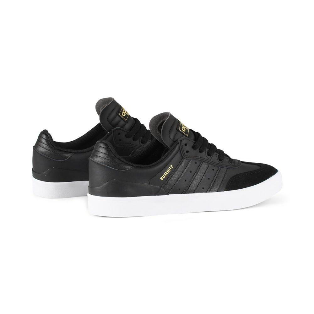 Adidas Busenitz Vulc RX Shoes - Core Black   Core Black   White fcea256f16