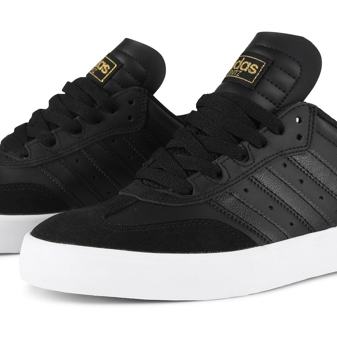 Adidas Busenitz Vulc RX Shoes Core Black Core Black White