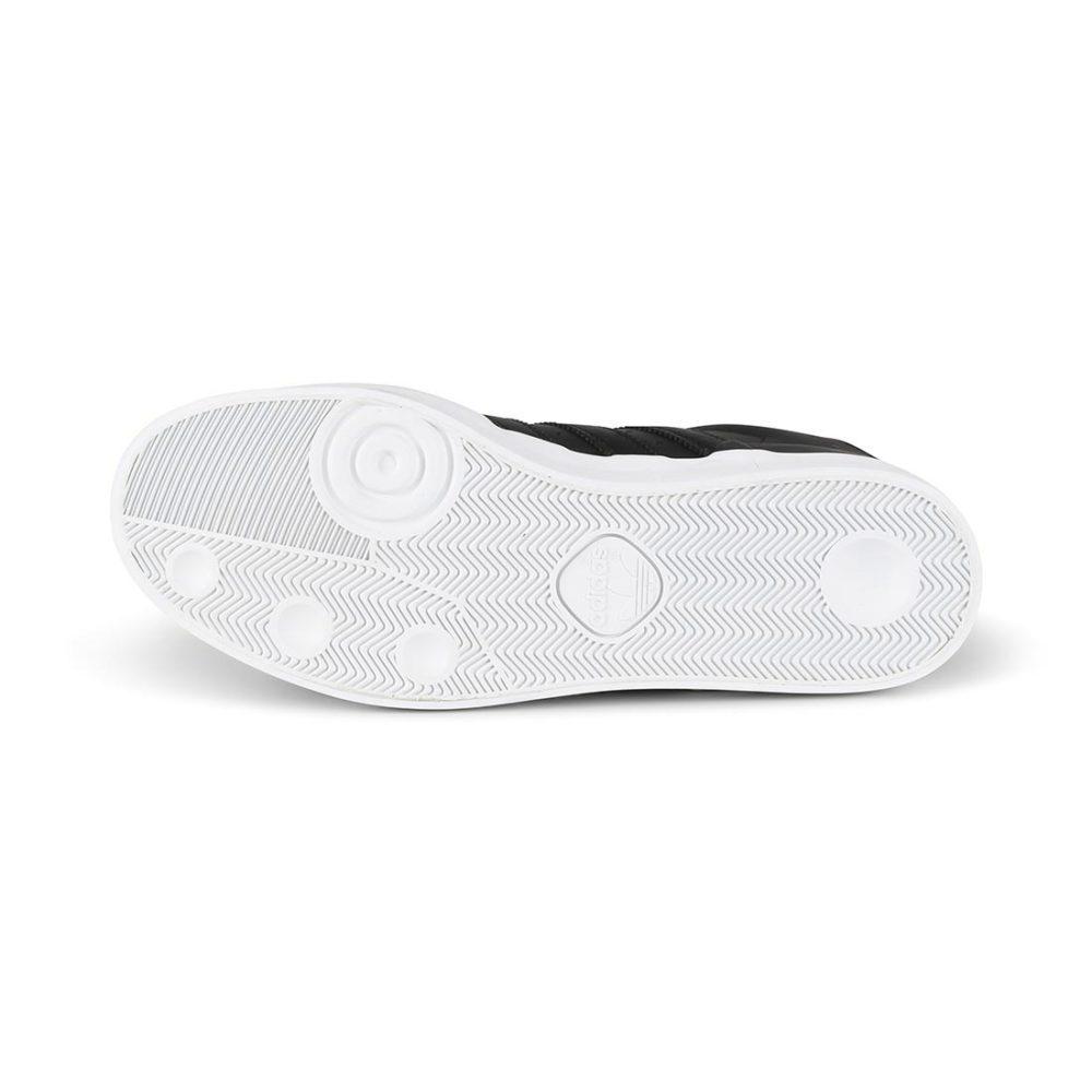Adidas Busenitz Vulc RX Shoes - Core Black / Core Black / White