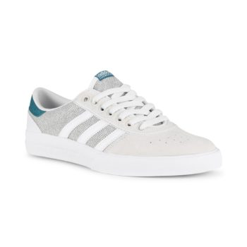 Adidas Lucas Premiere Shoes - White / Solid Grey / Real Teal