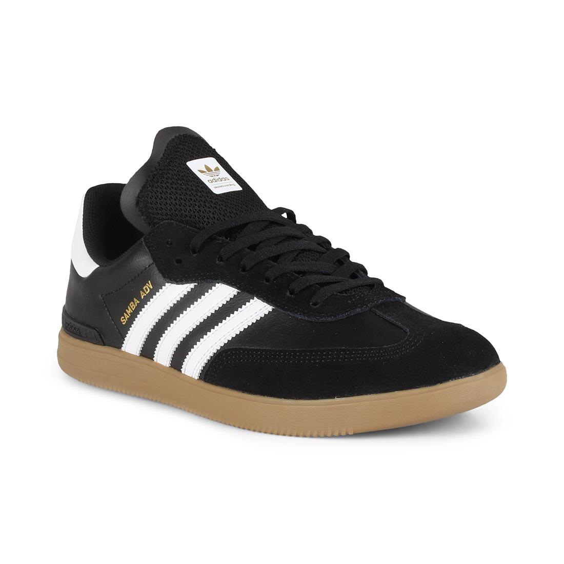 2eff100e7 Adidas Samba ADV Shoes – Black / White / Gum