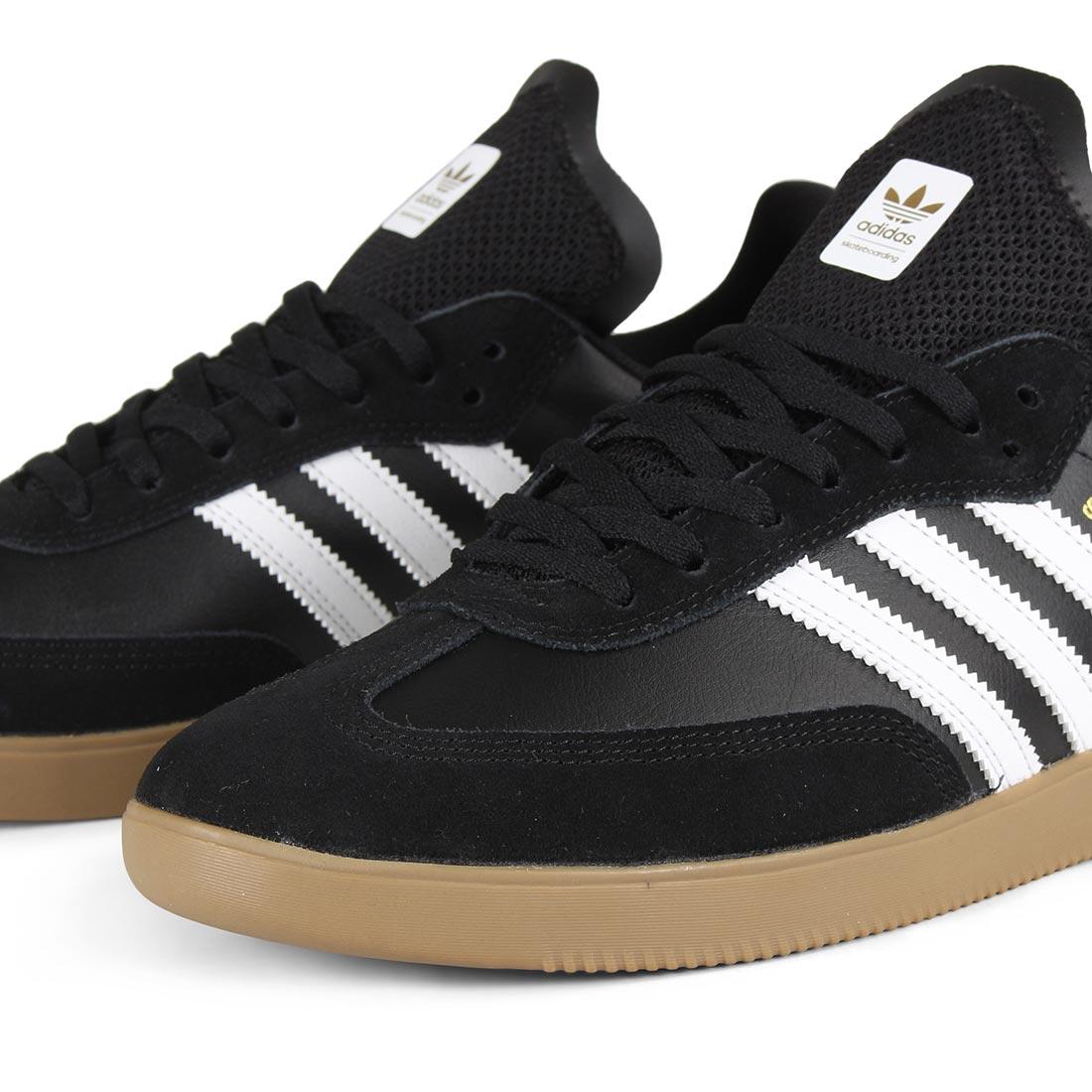 7a96b8bbe Adidas Samba ADV Shoes - Black / White / Gum