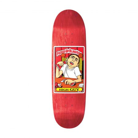 "Blind Skateboards FUBK High Guy 9"" Deck - Guy Mariano"