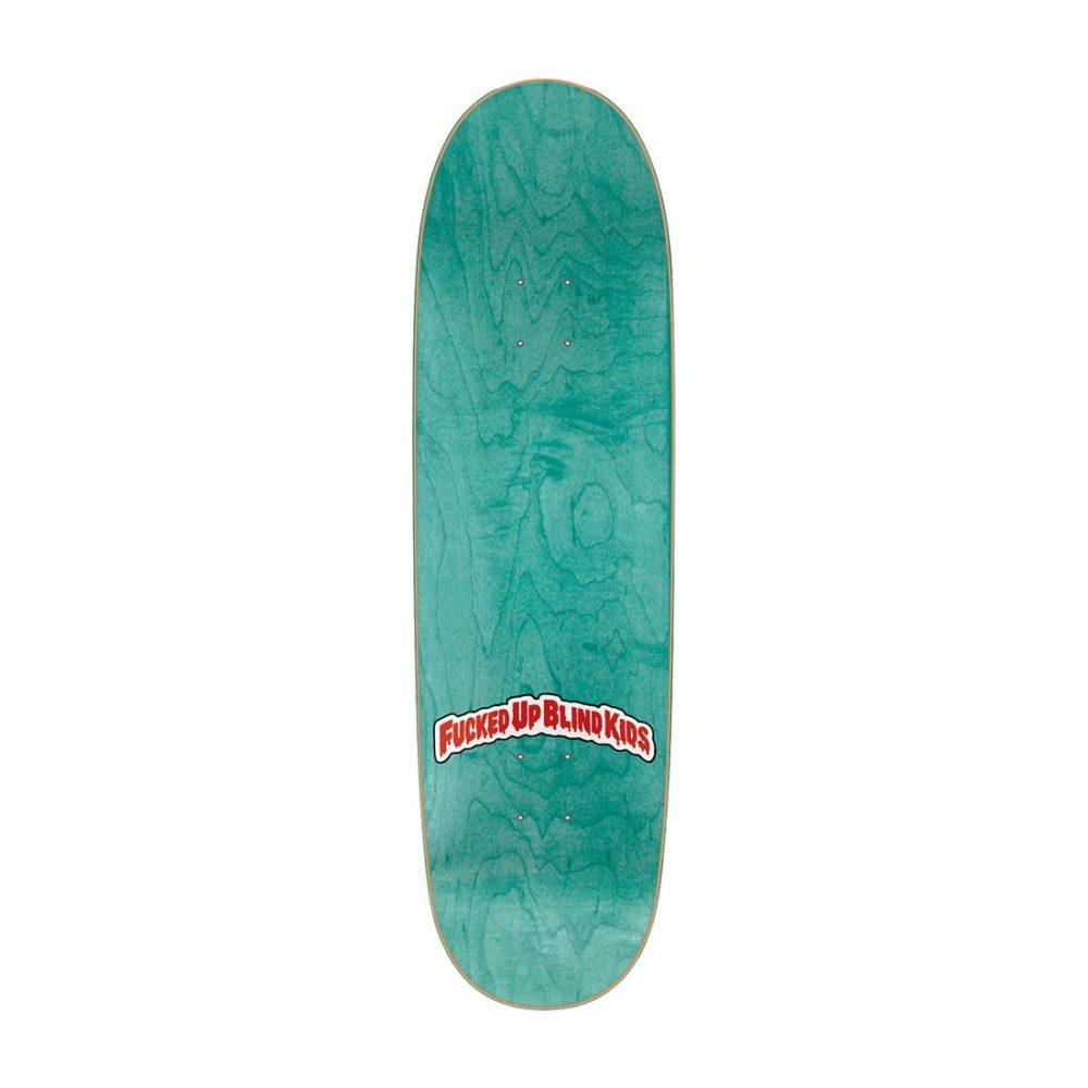 """Blind Skateboards FUBK Rear End Rudy 9"""" Deck - Rudy Johnson"""