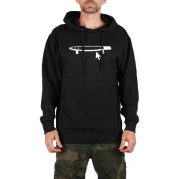 Crailtap Logo Pullover Hoodie - Black