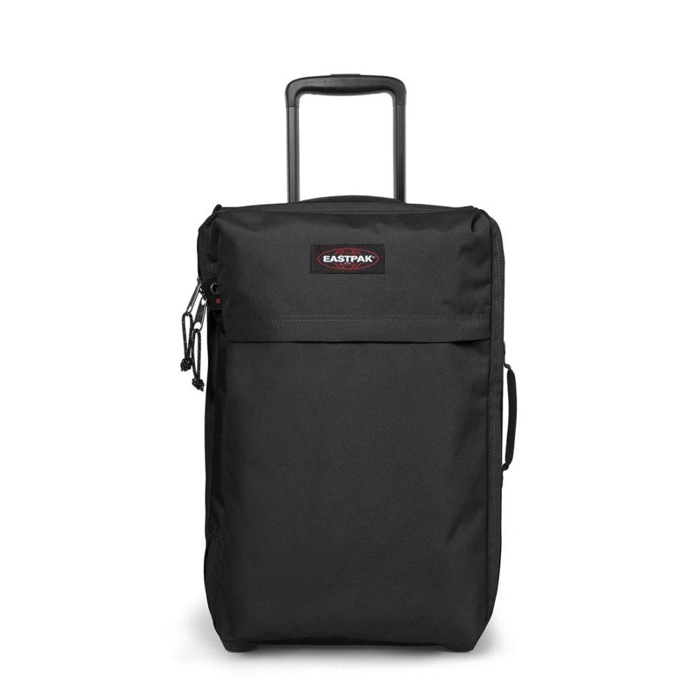 Eastpak-Trafik-Light-S-33L-Carry-On-Suitcase-Black-04