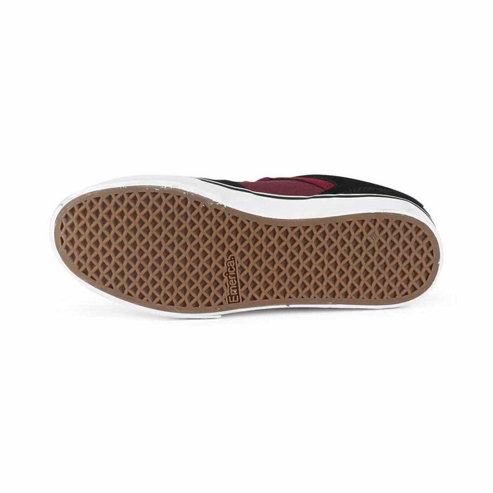Emerica Reynolds Low Vulc Shoes - Blackberry