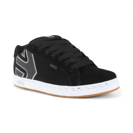 Etnies Fader Shoes – Black / Navy / Grey