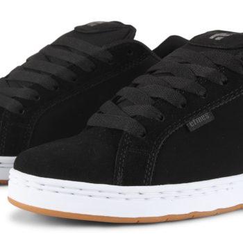 Etnies Fader Shoes – Black / Navy / Grey