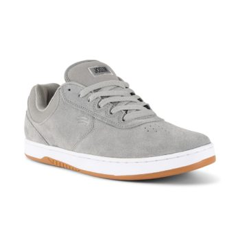 Etnies Joslin Shoes - Grey / White / Gum