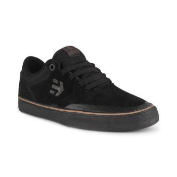 Etnies Marana Vulc Shoes - Black / Dark Grey / Gum