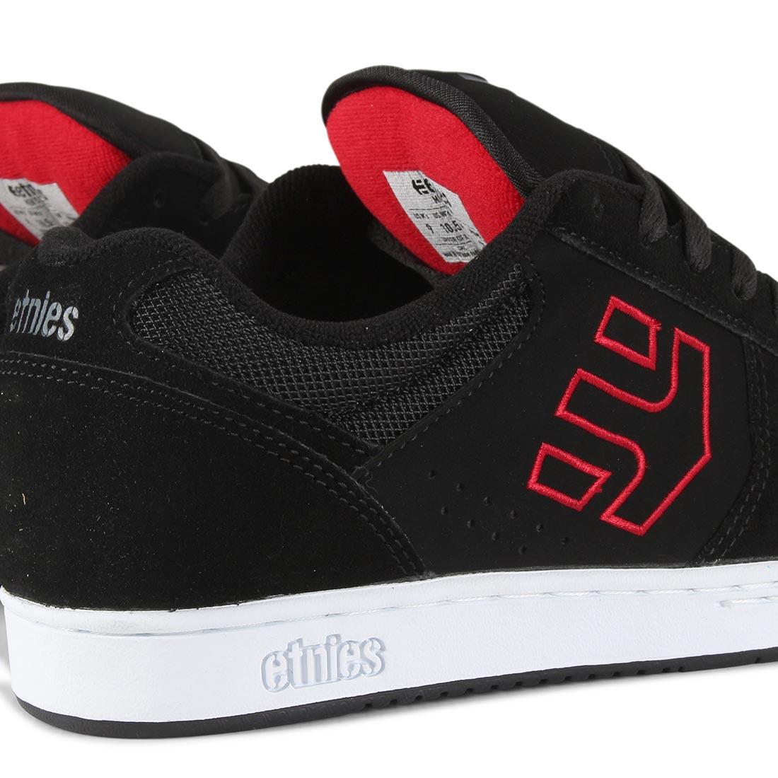 Etnies Swivel Shoes - Black / Red