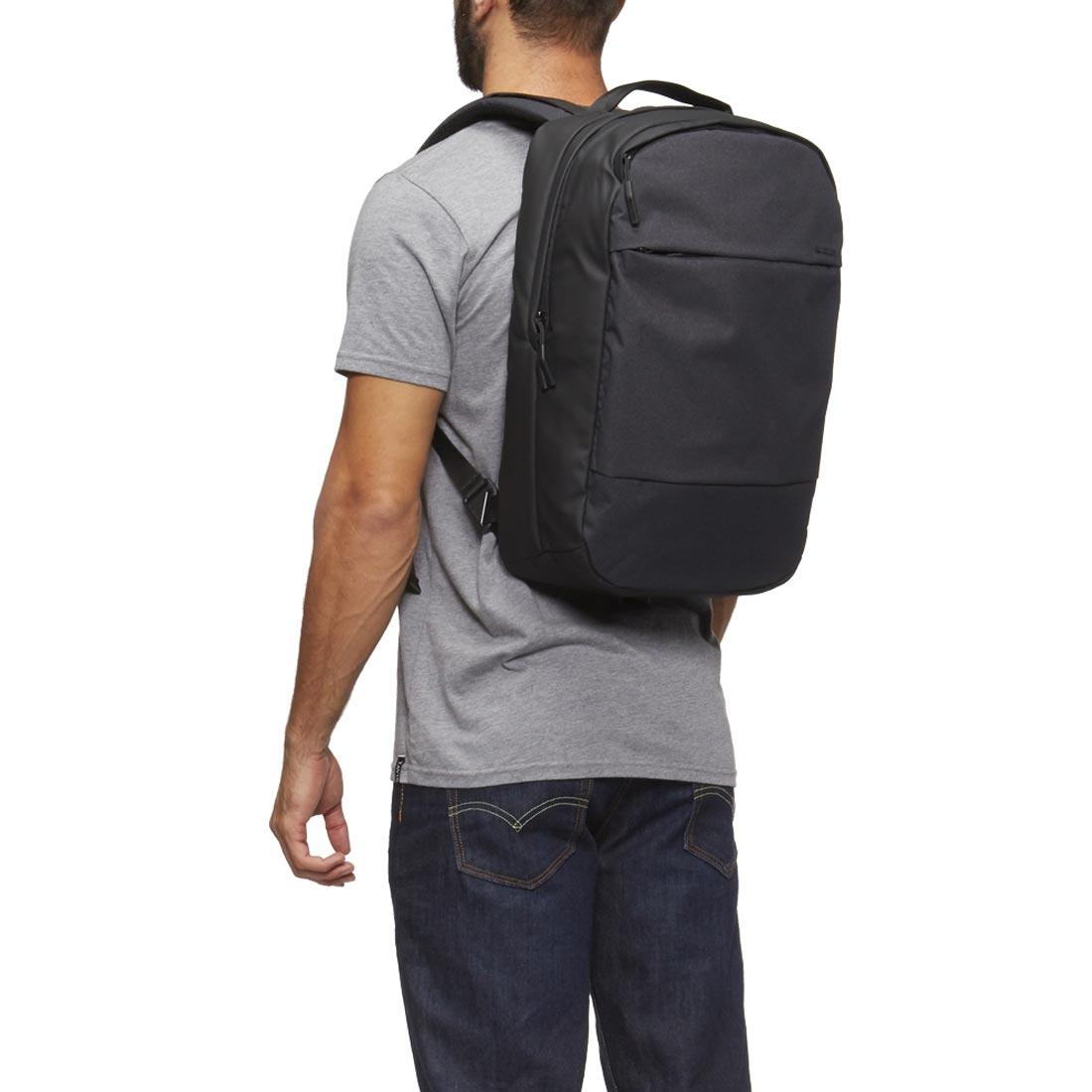 534b4109b3ea Incase City Compact 17.5L Backpack - Black