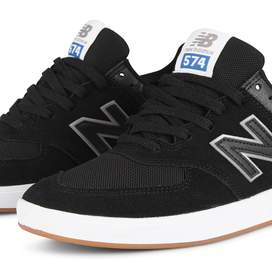 premium selection 1b734 64403 New Balance All Coasts 574 Shoes - Black / Brown