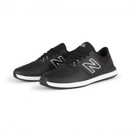 New Balance Numeric NM420 Shoes - Black / White