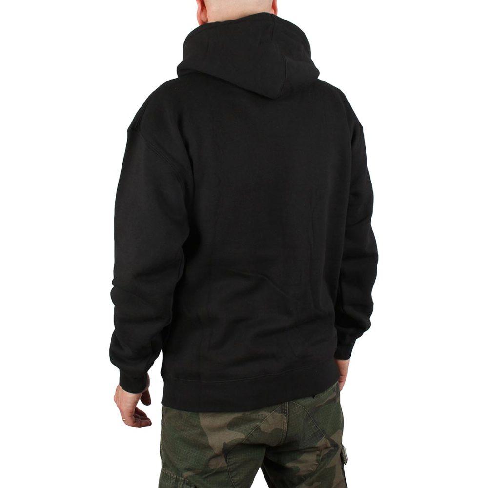 Spitfire 451 Pullover Hoodie - Black