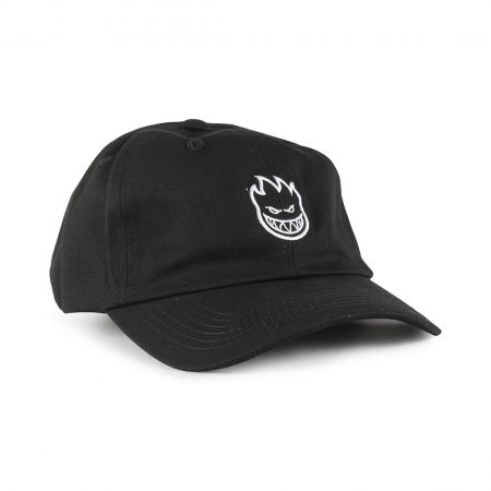 Spitfire Lil Bighead Strapback Cap - Black / White