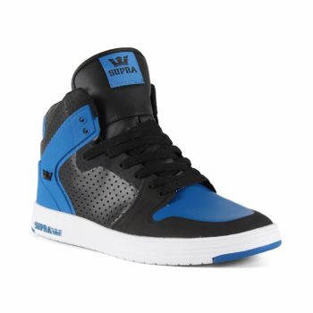 Supra Vaider 2.0 LX Shoes - Ocean / Black / White