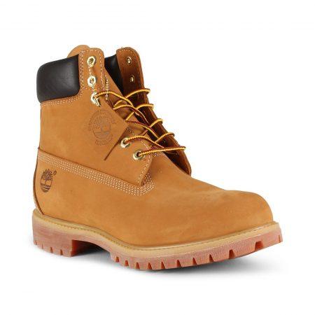 Timberland 6 Inch Premium Boot - Wheat Nubuck
