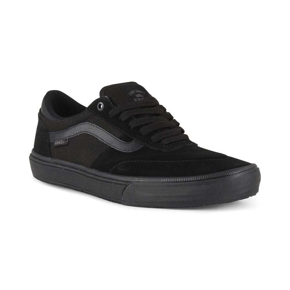 3b698fb941 Vans Gilbert Crockett 2 Pro Shoes - Suede Blackout