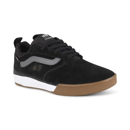 Vans UltraRange Pro Skate Shoes - Black / Gum / White